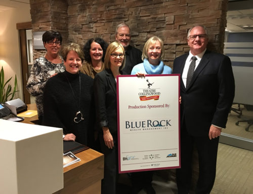 Thank you to Blue Rock Wealth Management!