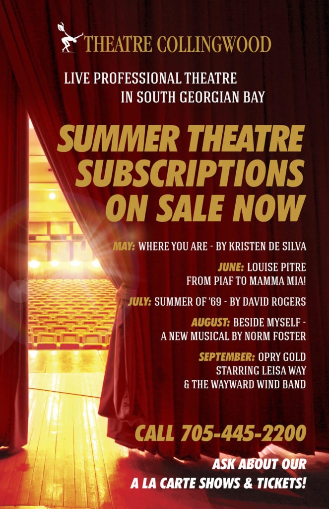 Subscriptions Theatre Collingwood